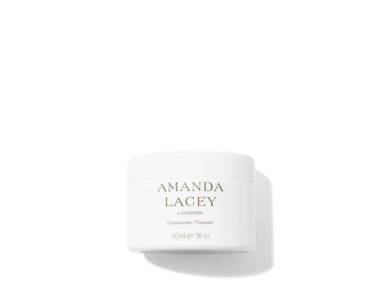 Amanda Lacey Cleansing Pomade in 3 oz   Shop now on @violetgrey https://www.violetgrey.com/product/cleansing-pomade/AML-CP90