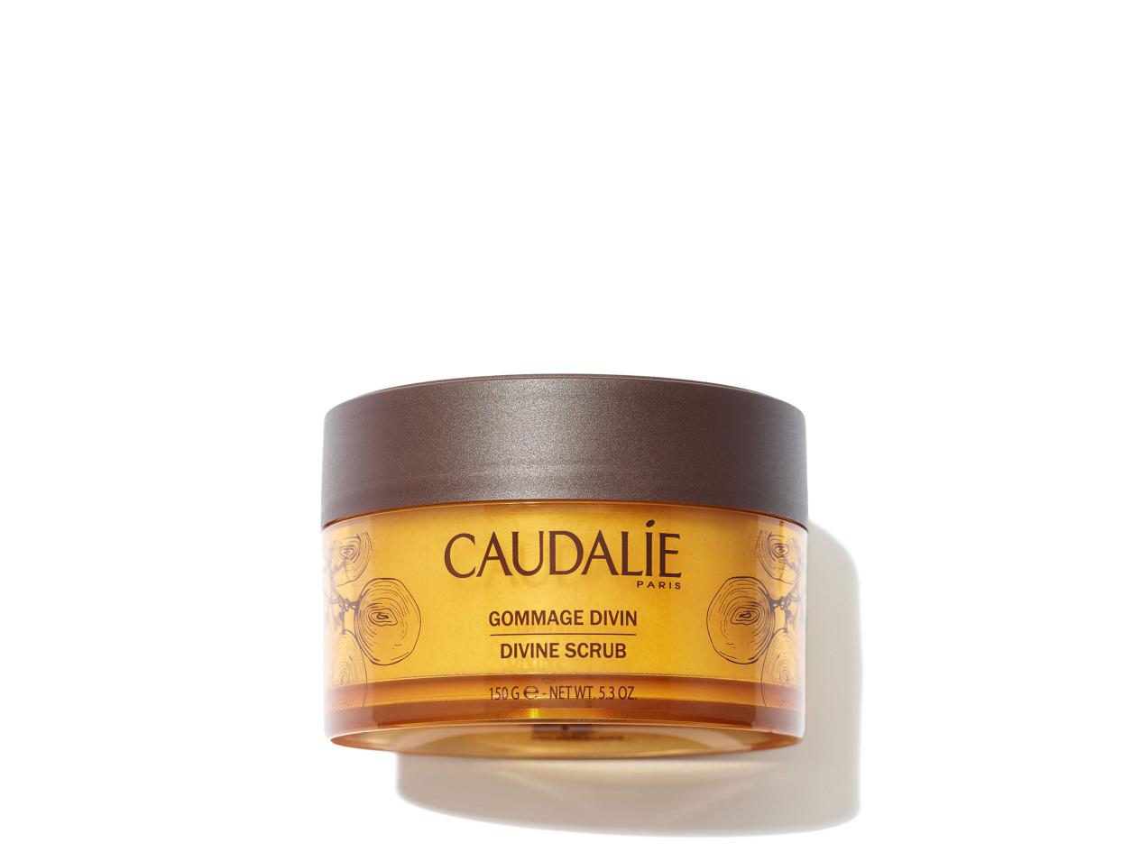 Caudalie Divine Body Scrub in 5.3 oz | Shop now on @violetgrey https://www.violetgrey.com/product/divine-body-scrub/CAU-000150