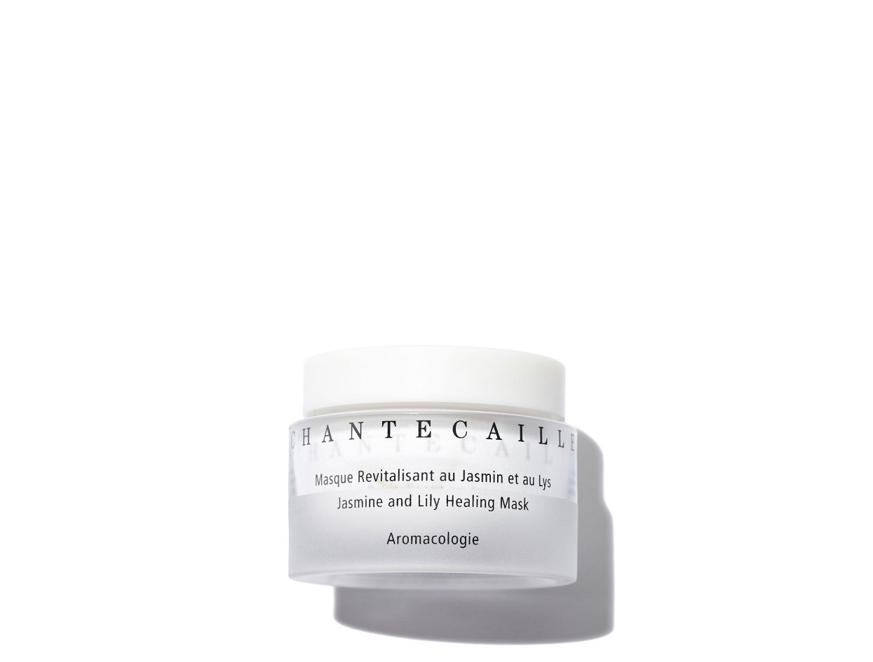 Chantecaille Jasmine and Lily Healing Mask in 1.7 oz | Shop now on @violetgrey https://www.violetgrey.com/product/jasmine-and-lily-healing-mask/CHC-070070