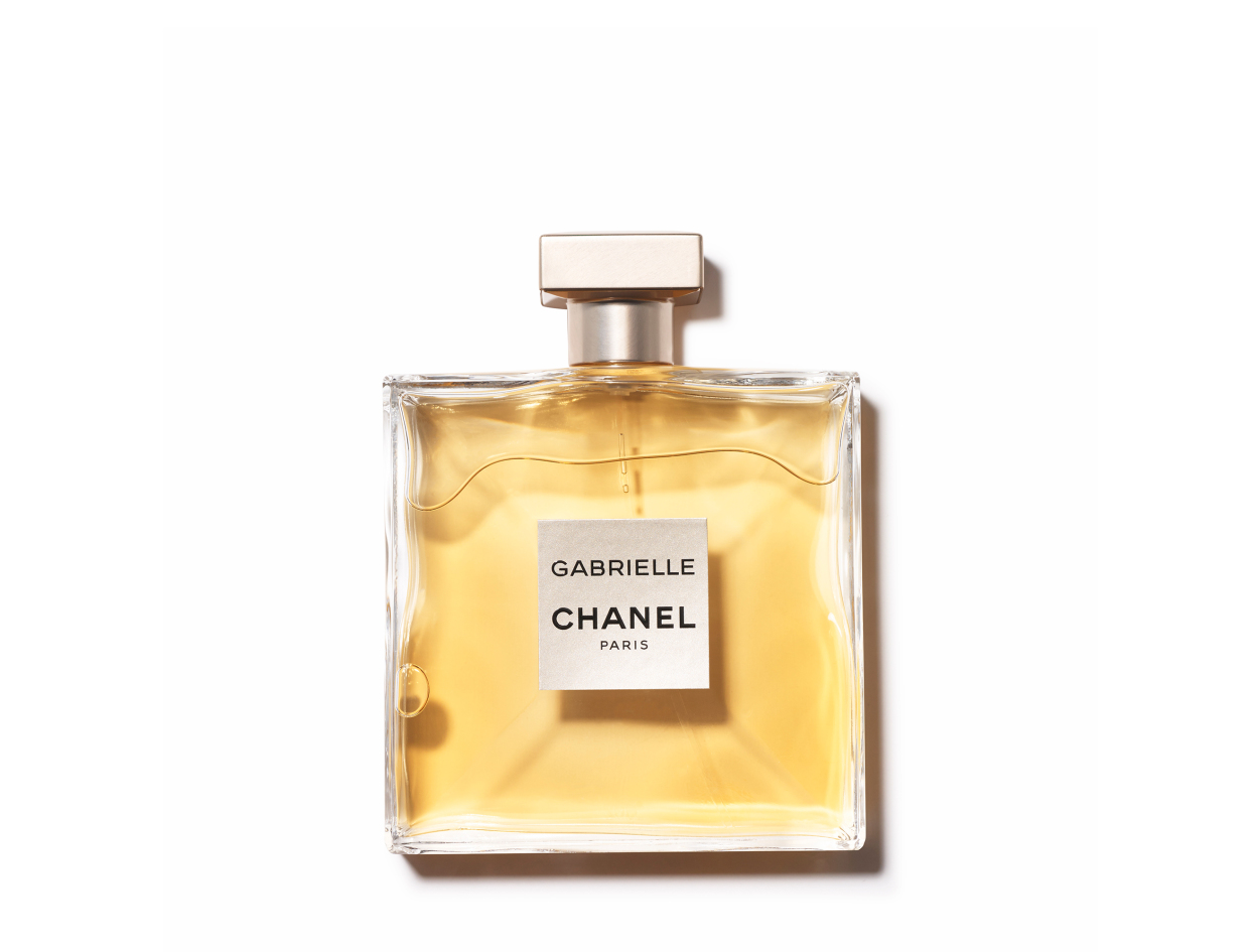 Chanel Gabrielle Chanel Eau De Parfum Spray in 3.4 OZ | Shop now on @violetgrey https://www.violetgrey.com/product/gabrielle-chanel-eau-de-parfum-spray/CHN-120525