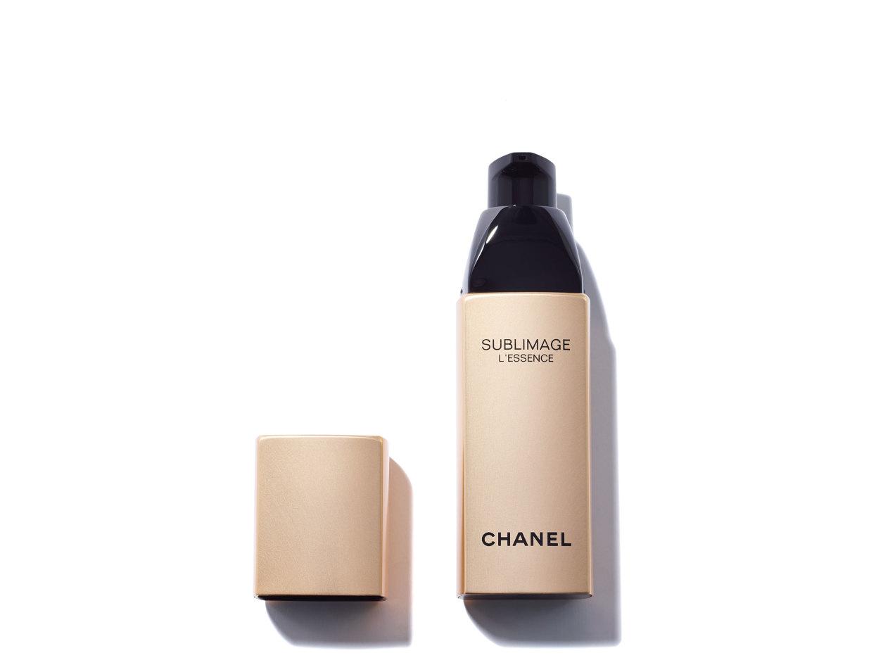 Chanel Sublimage L'Essence Ultimate Revitalizing And Light-Activating Concentrate in 1 oz | Shop now on @violetgrey https://www.violetgrey.com/product/sublimage-lessence-ultimate-revitalizing-and-light-activating-concentrate/CHN-142970
