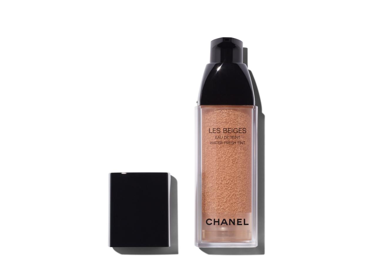 Chanel Les Beiges Eau De Teint in Medium Light   Shop now on @violetgrey https://www.violetgrey.com/product/les-beige-eau-de-teint/CHN-158820
