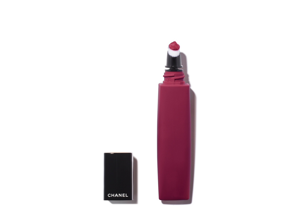 Chanel Rouge Allure Liquid Powder in 964 Bittersweet   Shop now on @violetgrey https://www.violetgrey.com/product/rouge-allure-liquid-powder/CHN-162964