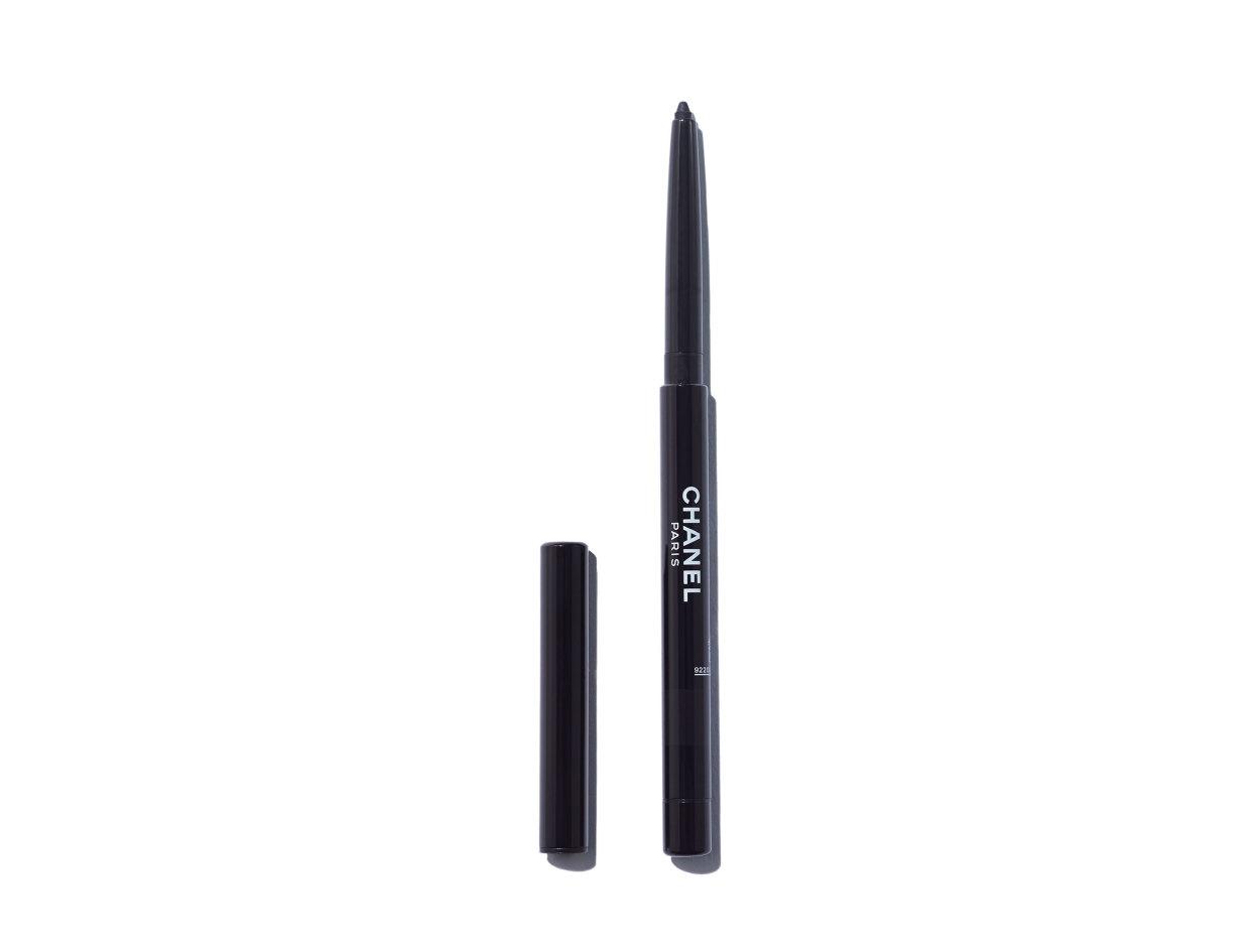 Chanel Stylo Yeux Waterproof Long-Lasting Eyeliner in 10 Ébène | Shop now on @violetgrey https://www.violetgrey.com/product/stylo-yeux-waterproof-long-lasting-eyeliner/CHN-187910