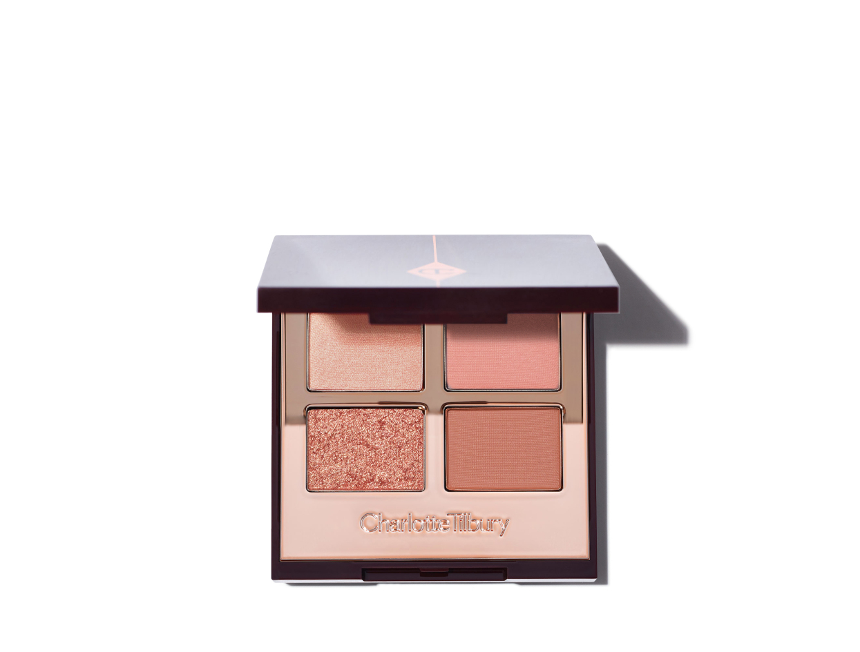 Charlotte Tilbury Luxury Palette in Pillowtalk | Shop now on @violetgrey https://www.violetgrey.com/product/luxury-palette/CHT-EQAD52D13R22
