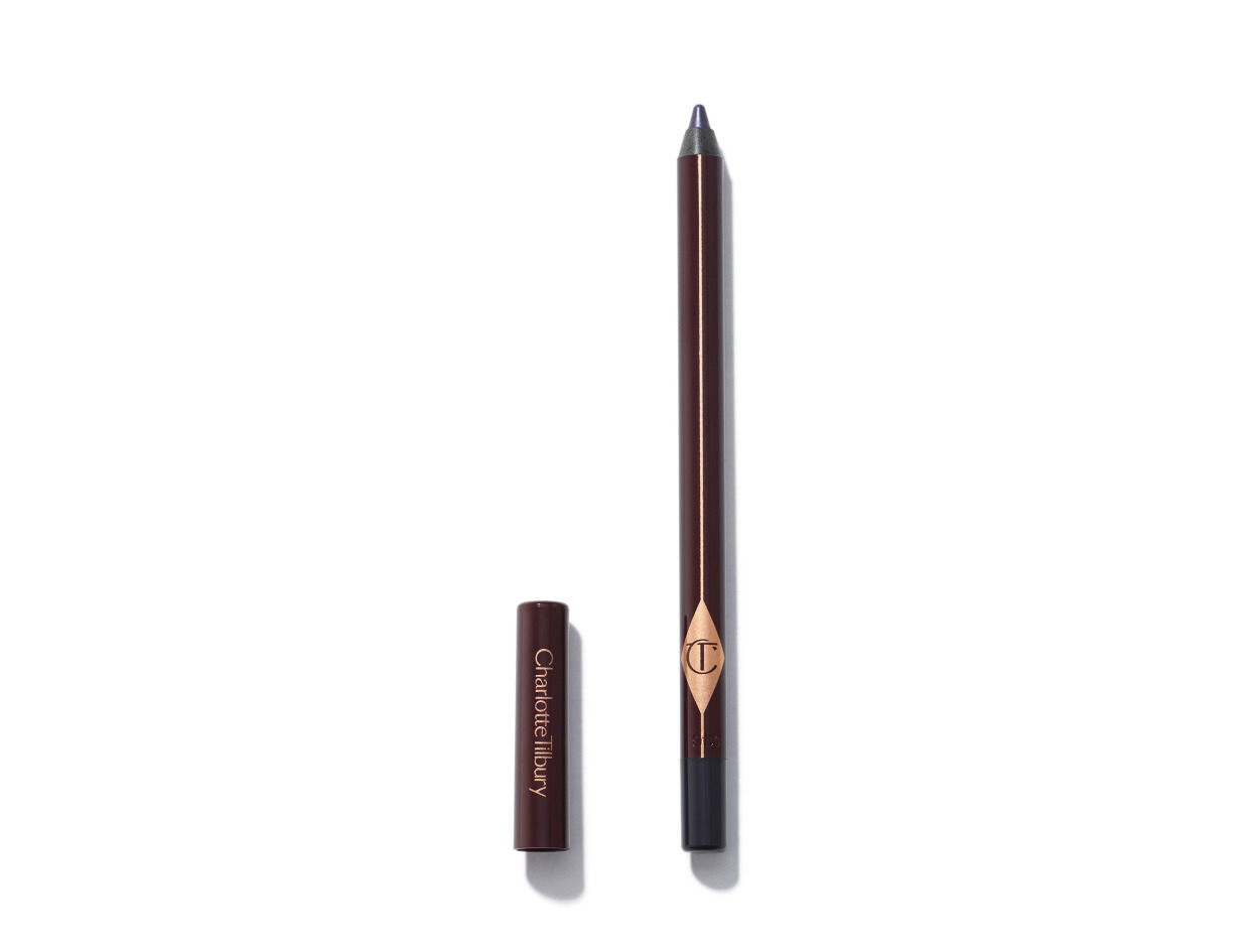 Charlotte Tilbury Rock 'N' Kohl Iconic Liquid Eye Pencil in Marlene Midnight | Shop now on @violetgrey https://www.violetgrey.com/product/rock-n-kohl-iconic-liquid-eye-pencil/CHT-EROK12DX4R22