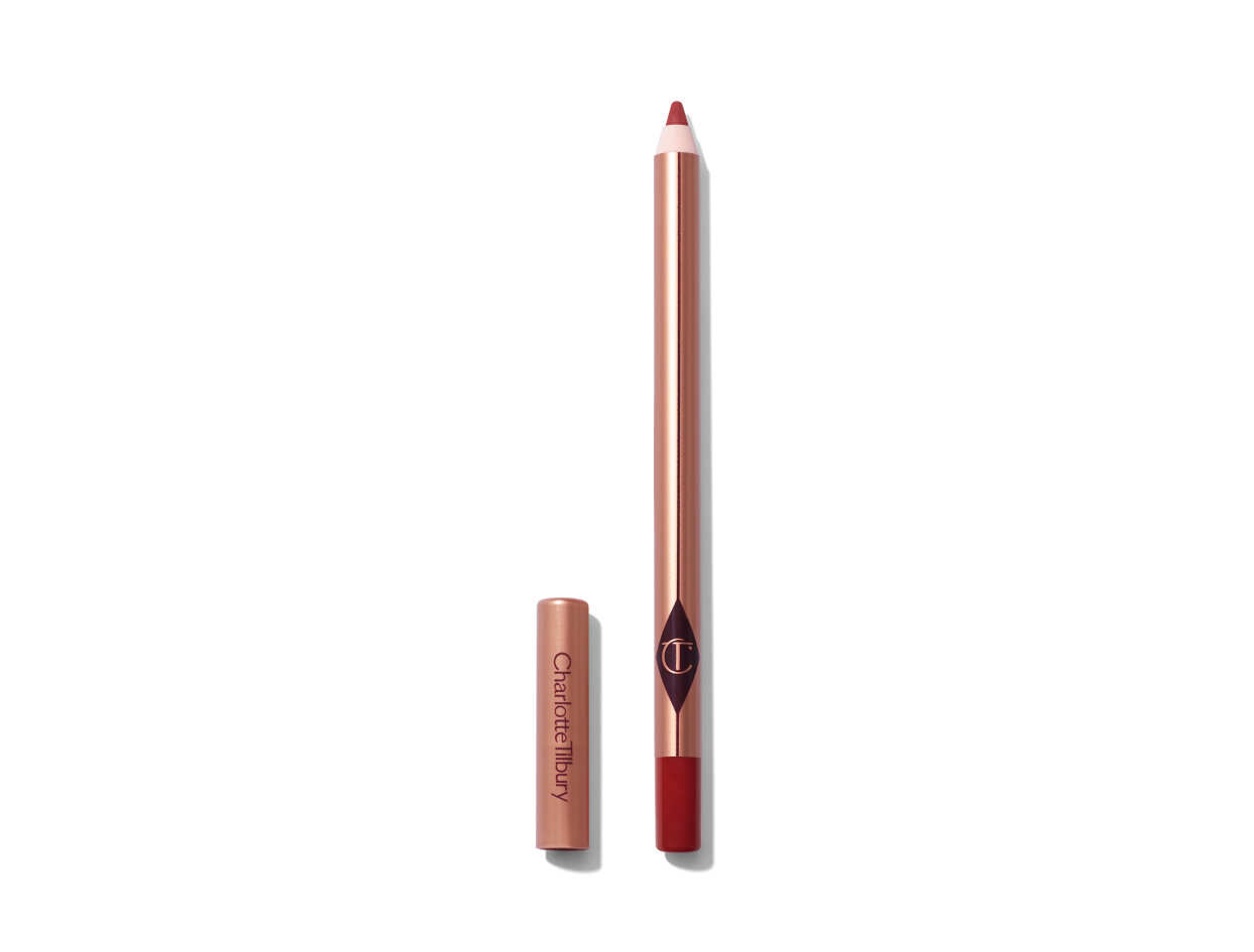 Charlotte Tilbury Lip Cheat in Walk of Shame | Shop now on @violetgrey https://www.violetgrey.com/product/lip-cheat-lip-liner/CHT-LLIN12D11R22