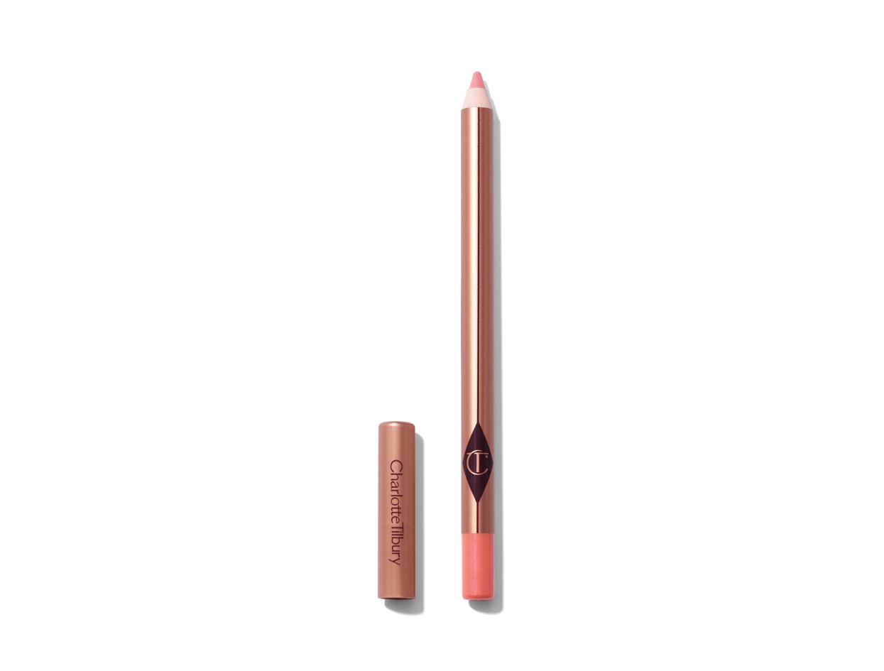 Charlotte Tilbury Lip Cheat in Pillowtalk | Shop now on @violetgrey https://www.violetgrey.com/product/lip-cheat-lip-liner/CHT-LLIN12DX2R22