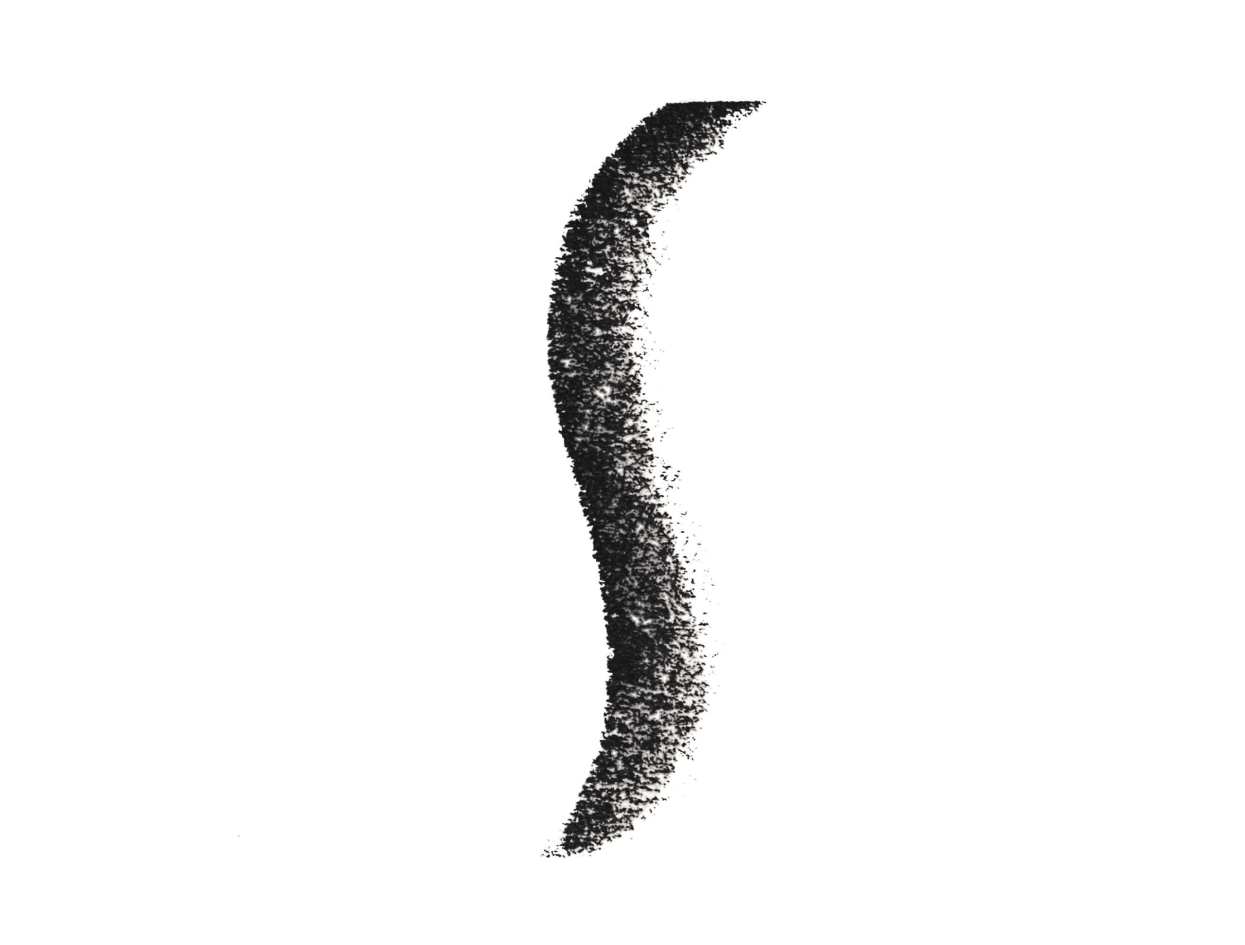 Hourglass Arch Brow Sculpting Pencil in Natural Black | Shop now on @violetgrey https://www.violetgrey.com/product/arch-brow-sculpting-pencil/HOU-H016080001