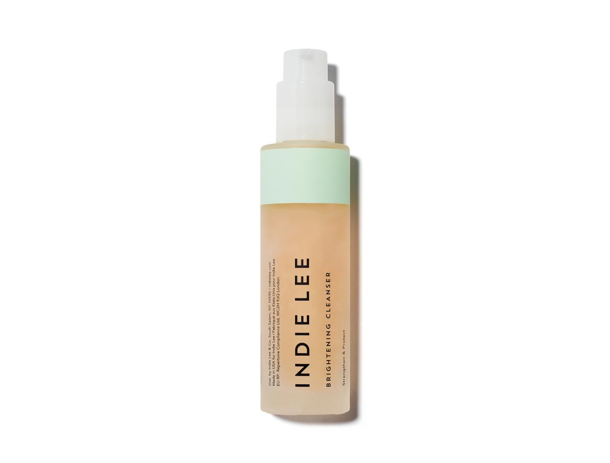 Indie Lee Brightening Cleanser in 4 oz | Shop now on @violetgrey https://www.violetgrey.com/product/brightening-cleanser/IND-164478