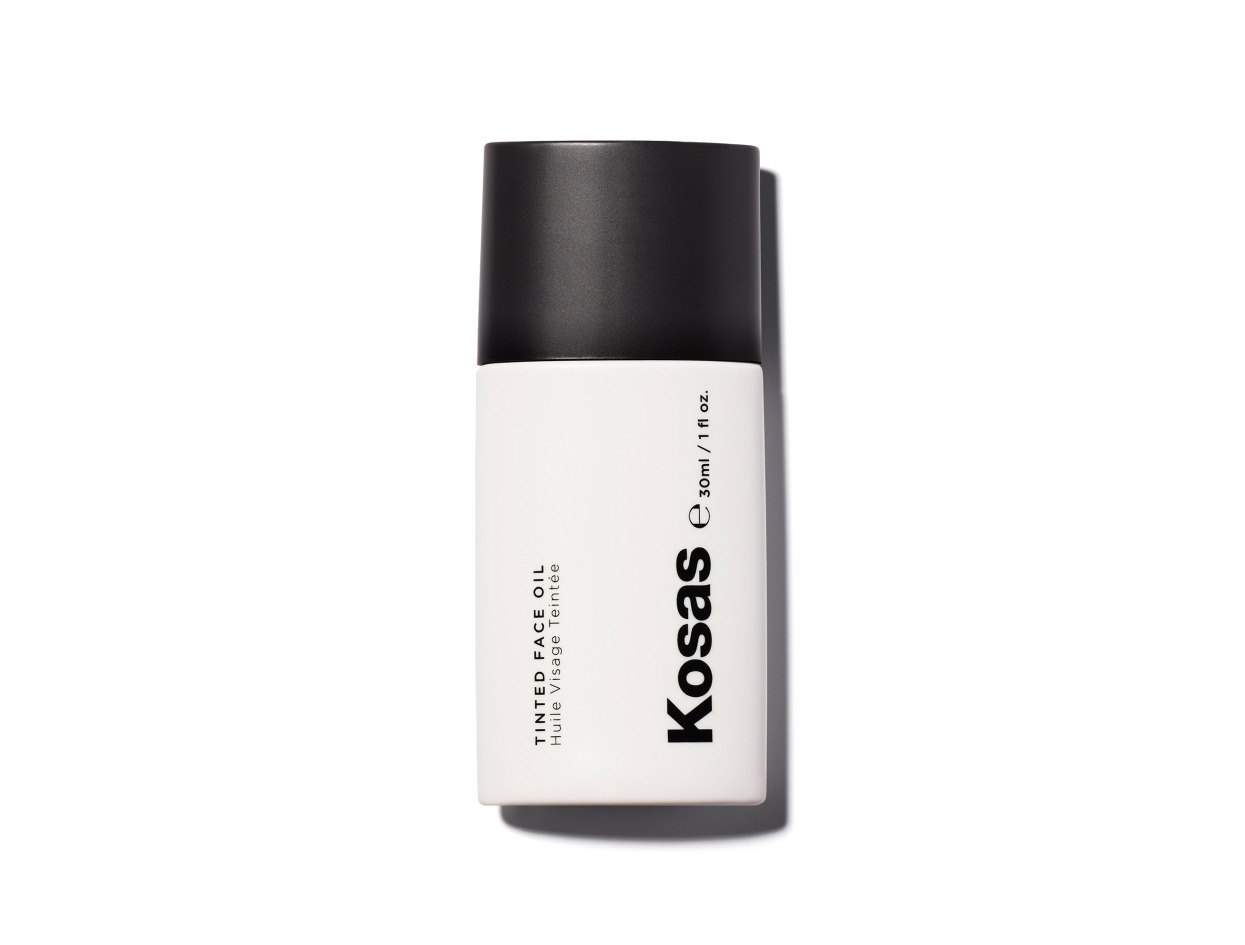 Kosas Tinted Face Oil in 1.0 | Shop now on @violetgrey https://www.violetgrey.com/product/tinted-face-oil/KOS-04_01