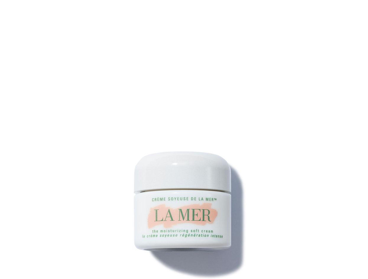 La Mer The Moisturizing Soft Cream in 1 oz   Shop now on @violetgrey https://www.violetgrey.com/product/the-moisturizing-soft-cream/LAM-2Y3R-01