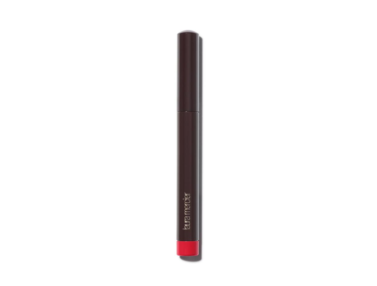 Laura Mercier Velour Extreme Matte Lipstick in Dominate | Shop now on @violetgrey https://www.violetgrey.com/product/velour-extreme-matte-lipstick/LMR-12701647