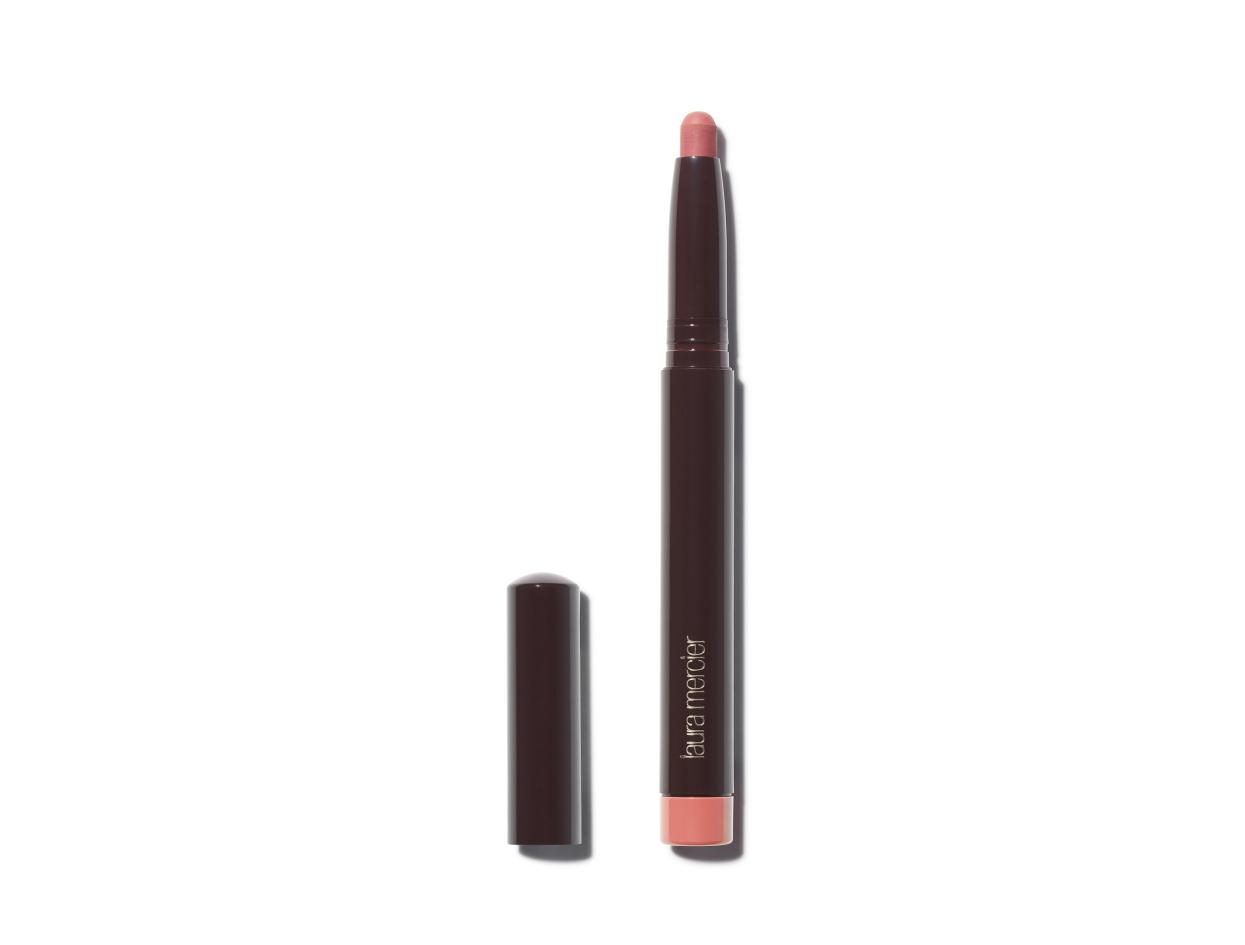 Laura Mercier Velour Extreme Matte Lipstick in Vibe | Shop now on @violetgrey https://www.violetgrey.com/product/velour-extreme-matte-lipstick/LMR-12701654