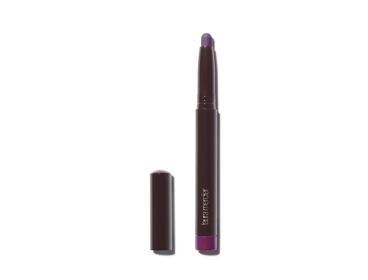 Laura Mercier Velour Extreme Matte Lipstick in Boss | Shop now on @violetgrey https://www.violetgrey.com/product/velour-extreme-matte-lipstick/LMR-12701659