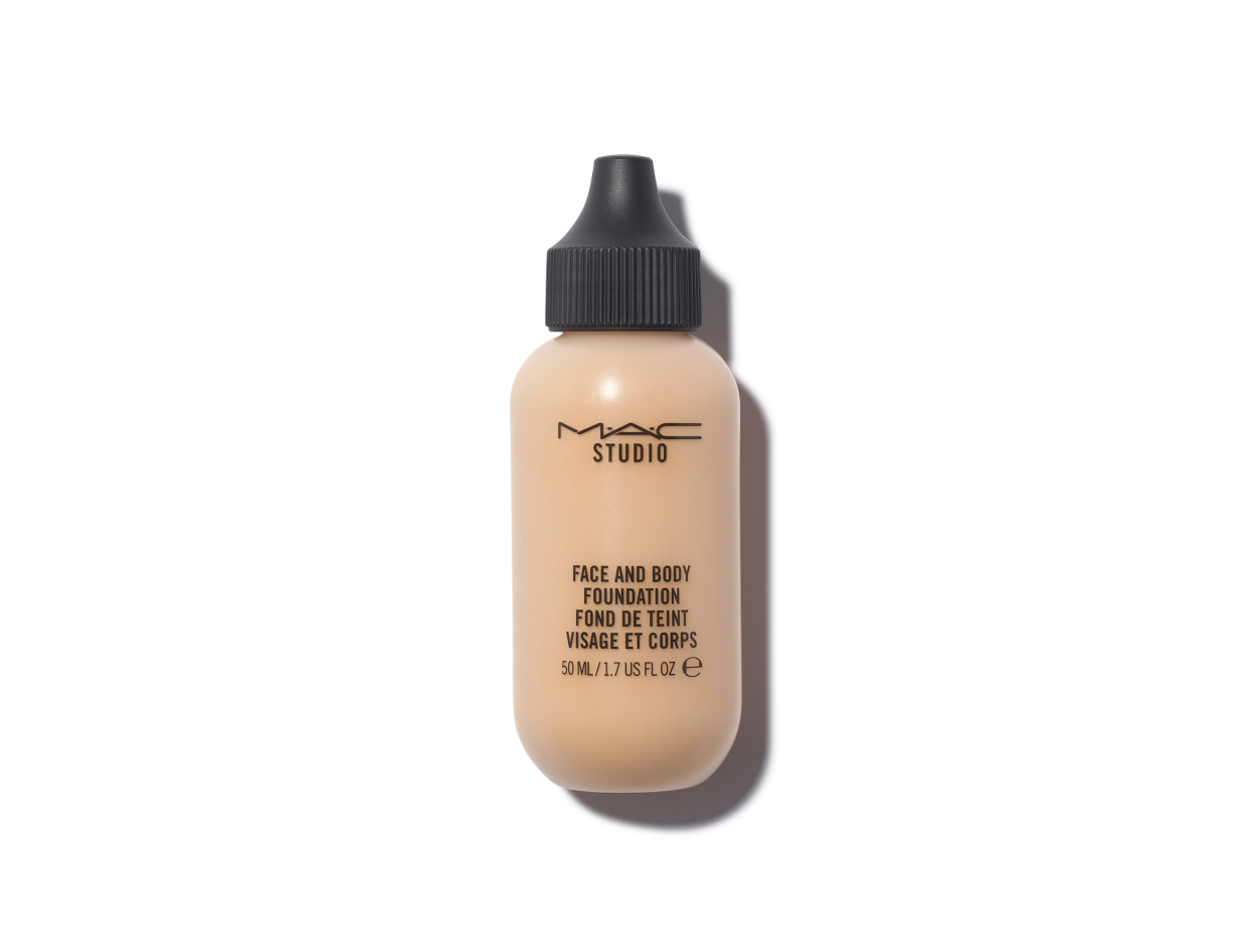 M·A·C Face and Body Foundation in N2 | Shop now on @violetgrey https://www.violetgrey.com/product/mac-face-and-body-foundation-50ml/MAC-MW3C02