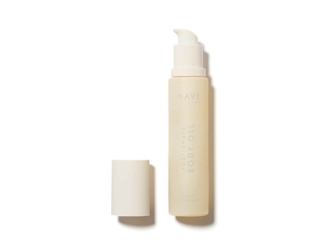Mave New York Post-Shave Body Oil | Shop now on @violetgrey https://www.violetgrey.com/product/post-shave-body-oil/MAV-OIL001