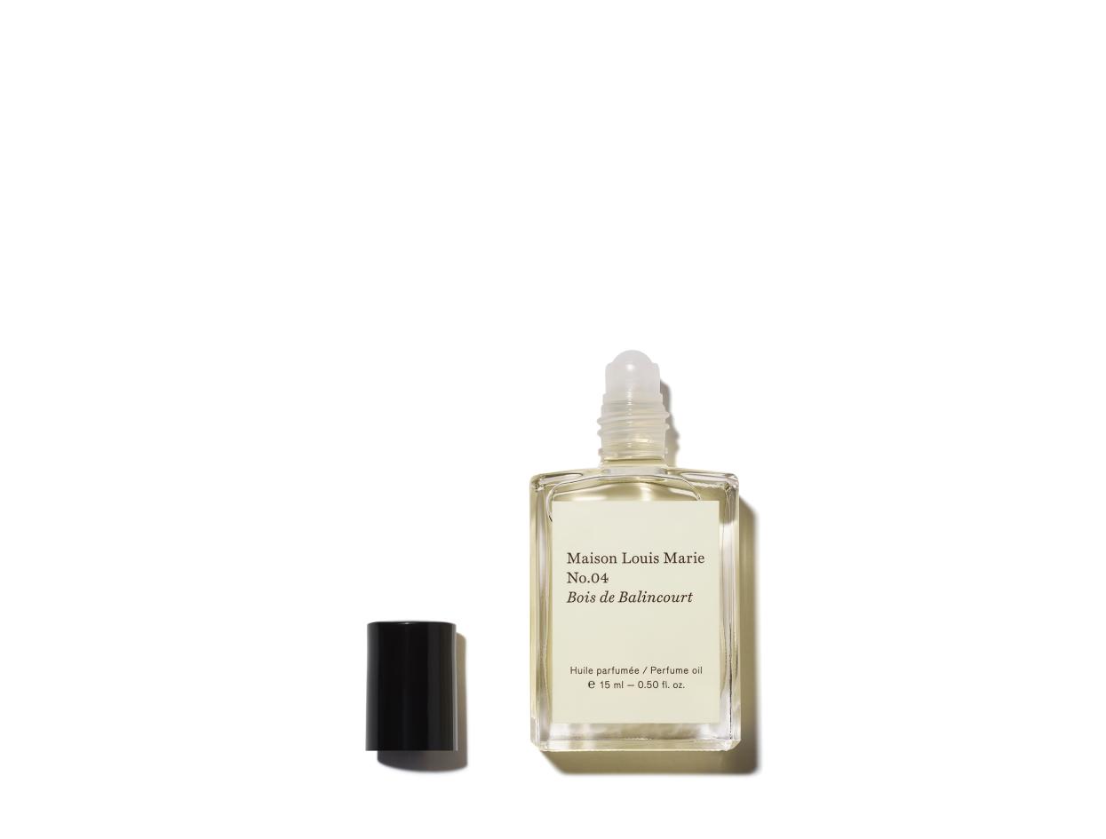 Maison Louis Marie No. 4 Bois de Balincourt Perfume Oil | Shop now on @violetgrey https://www.violetgrey.com/product/no-4-bois-de-balincourt-perfume-oil/MLM-PMLM04