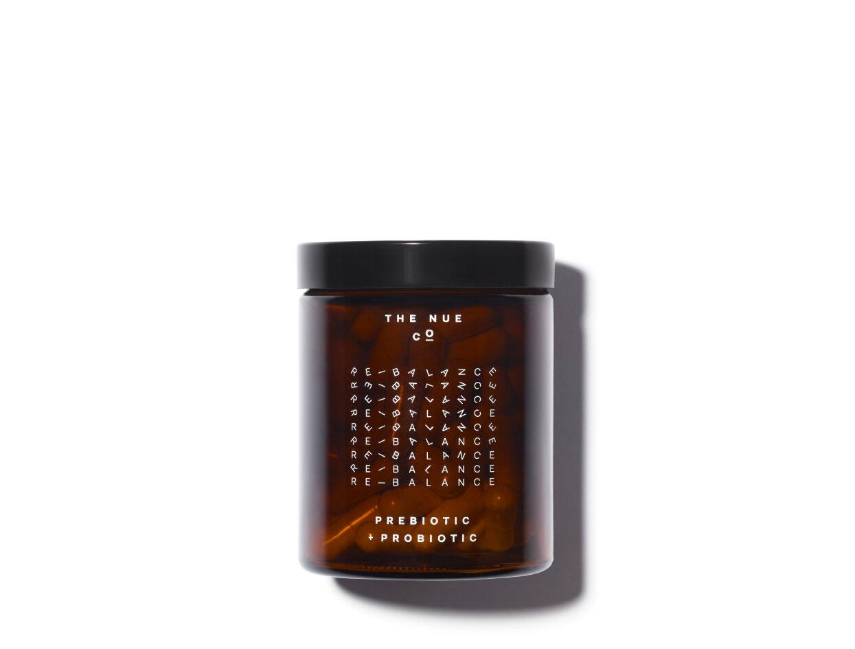 The Nue Co. Prebiotic + Probiotic   Shop now on @violetgrey https://www.violetgrey.com/product/prebiotic-probiotic/NUE-5060506360140
