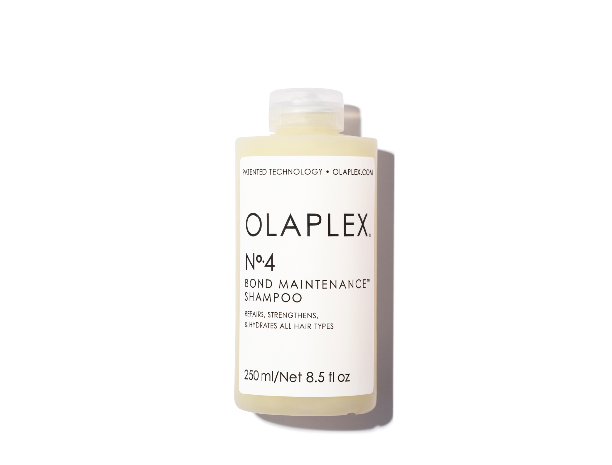 Olaplex No. 4 Bond Maintenance Shampoo | Shop now on @violetgrey https://www.violetgrey.com/product/no-4-bond-maintenance-shampoo/OPX-20140616