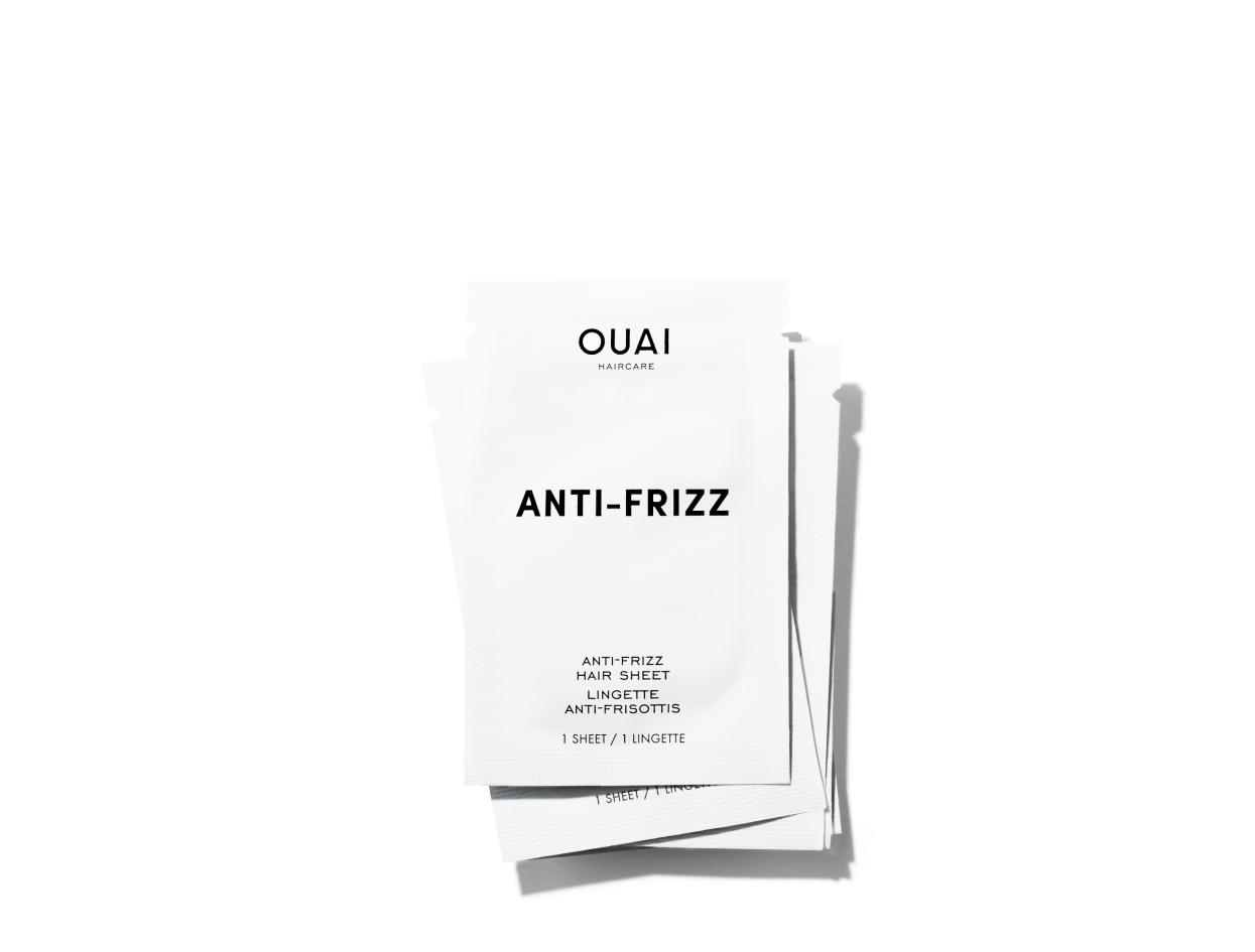 OUAI Anti-Frizz Hair Sheets | Shop now on @violetgrey https://www.violetgrey.com/product/anti-frizz-sheets/OUI-540