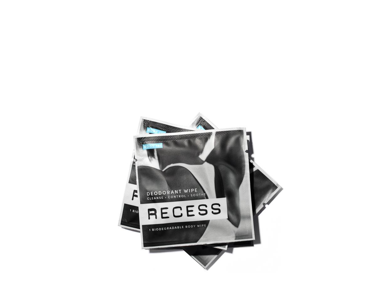 Recess Deodorant Wipes   Shop now on @violetgrey https://www.violetgrey.com/product/deodorant-wipes/RCS-15BODY101