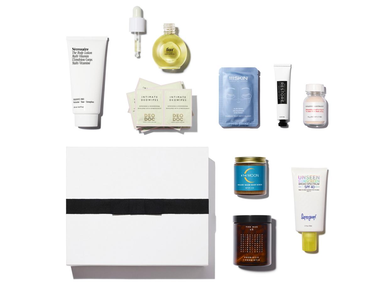 Violet Grey The Wellness Box | Shop now on @violetgrey https://www.violetgrey.com/set/the-violet-box-wellness/SET-00128