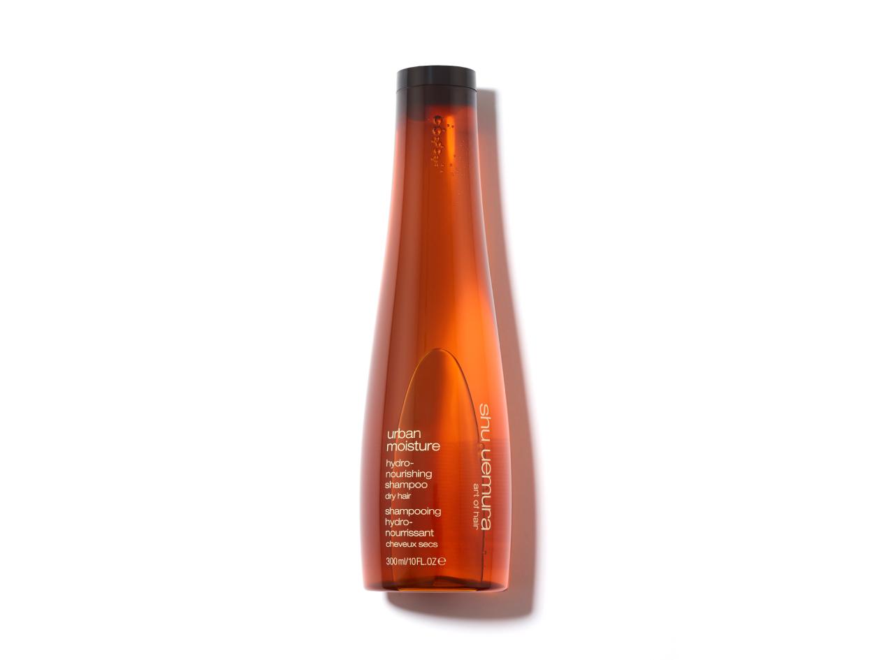 Shu Uemura Art of Hair Urban Moisture Shampoo in 10.14 oz | Shop now on @violetgrey https://www.violetgrey.com/product/urban-moisture-shampoo/SHU-E1938700