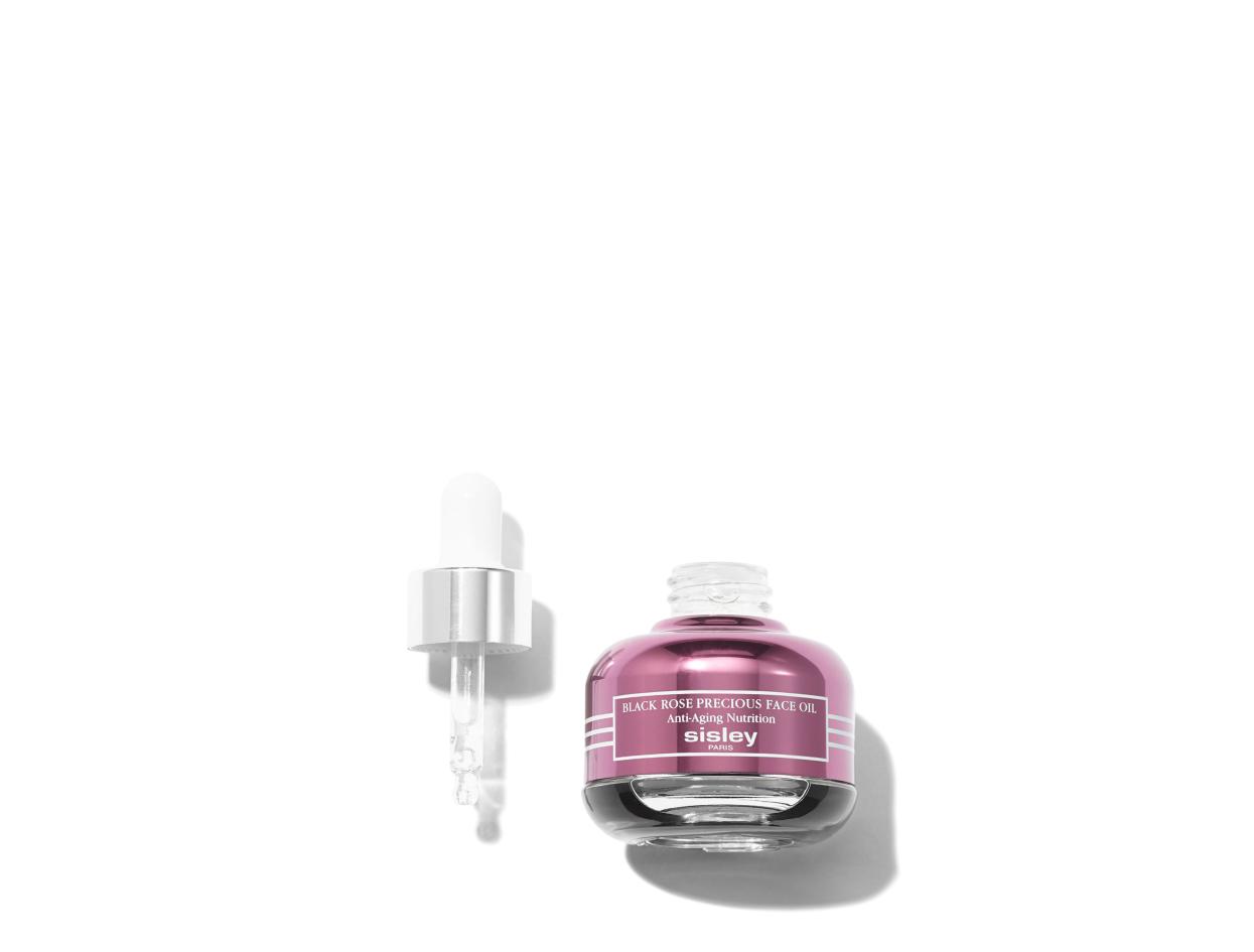 Sisley-Paris Black Rose Oil in 0.84 oz   Shop now on @violetgrey https://www.violetgrey.com/product/black-rose-oil/SIS-132000