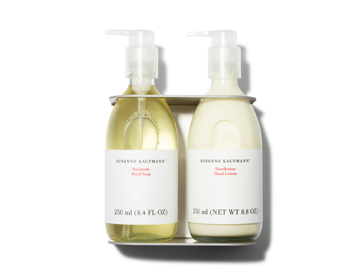Susanne Kaufmann Hand Care Package in 8.4 oz | Shop now on @violetgrey https://www.violetgrey.com/product/hand-care-package/SUK-9120037351362