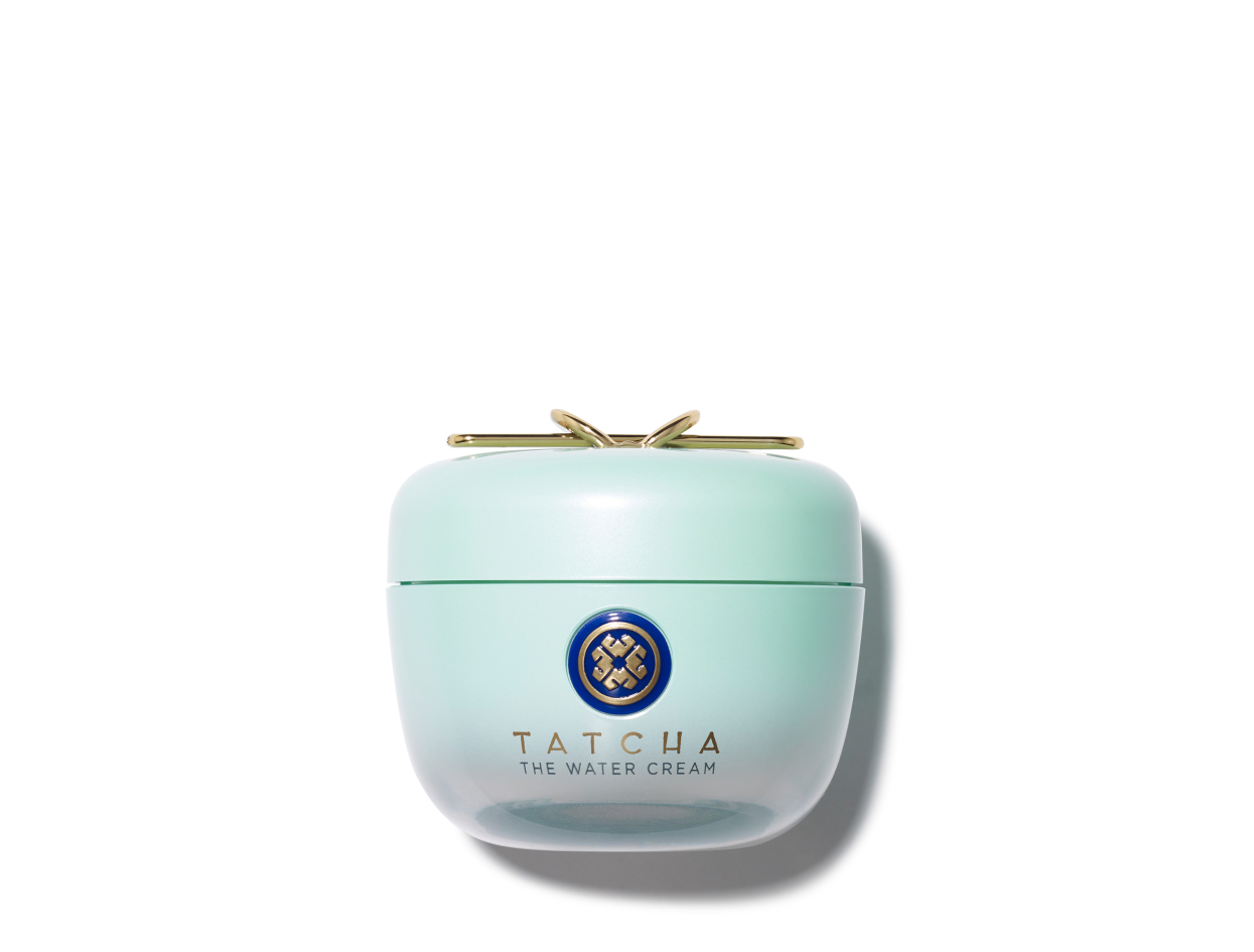 Tatcha The Water Cream | Shop now on @violetgrey https://www.violetgrey.com/product/water-cream/TAT-5519