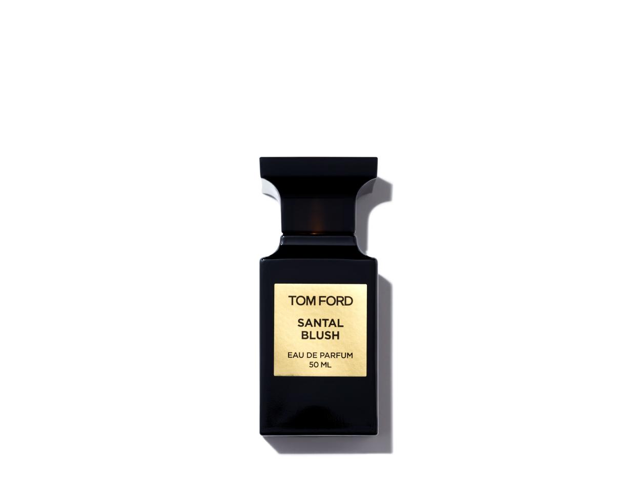 Tom Ford Santal Blush Eau De Parfum in 1.7 oz | Shop now on @violetgrey https://www.violetgrey.com/product/santal-blush-edp-spray/TOM-T0WR-01