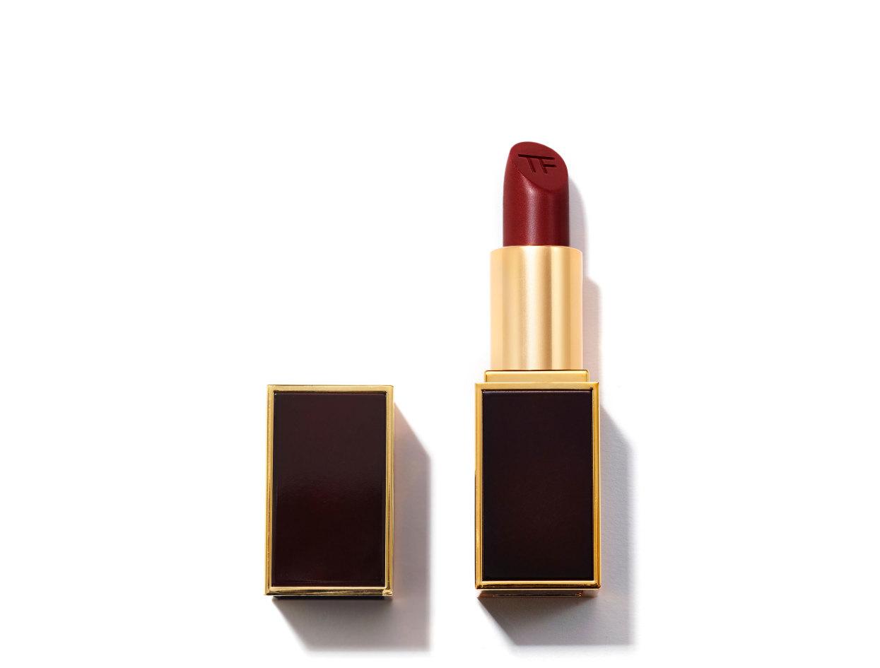 Tom Ford Lip Color Matte in Velvet Cherry | Shop now on @violetgrey https://www.violetgrey.com/product/lip-color-matte/TOM-T1LP-08