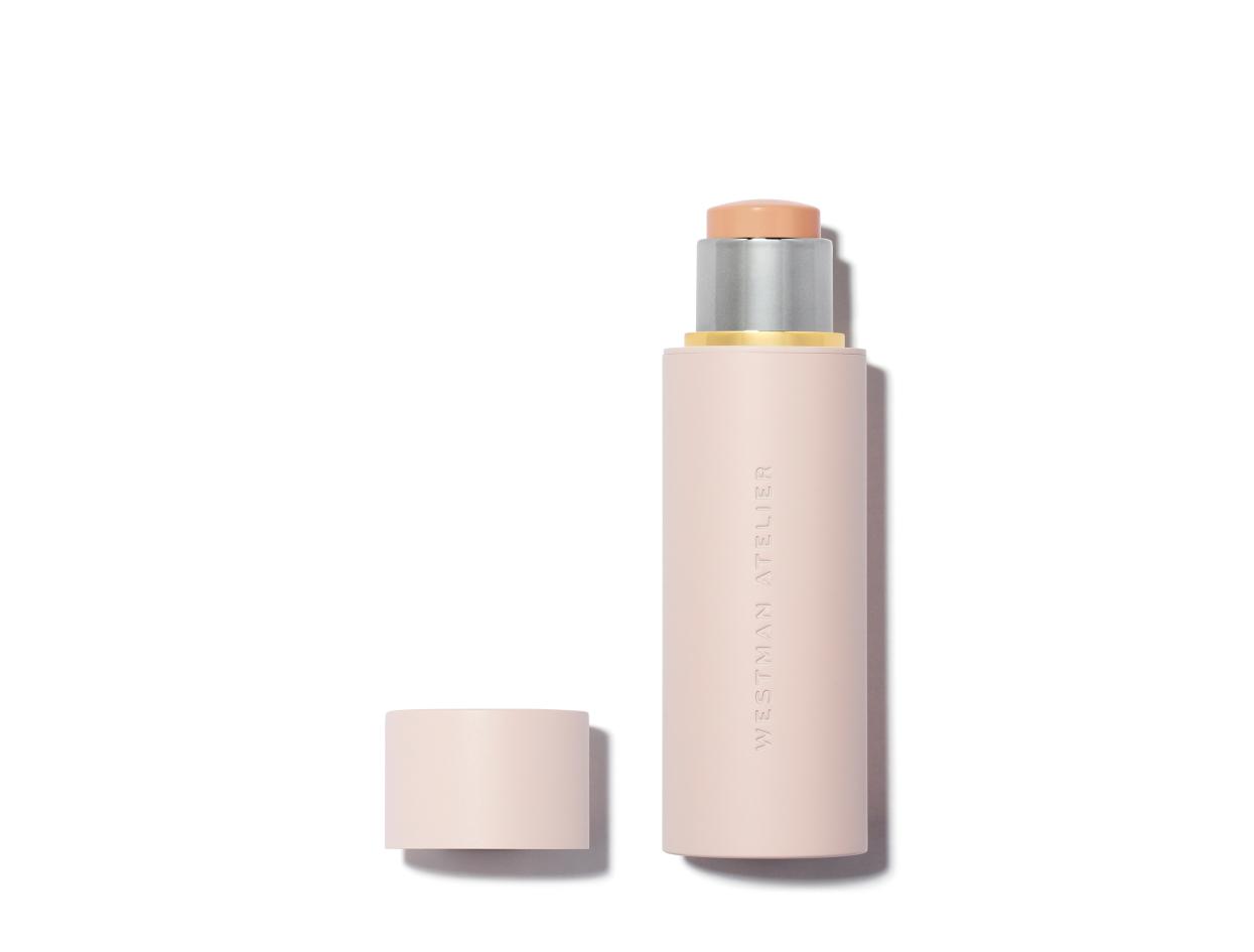 Westman Atelier Vital Skin Foundation Stick in VIII   Shop now on @violetgrey https://www.violetgrey.com/product/vital-skin-foundation-stick/WES-BF2112008