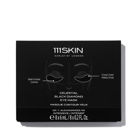 111SKIN Celestial Black Diamond Eye Mask (8 Pack) | @violetgrey