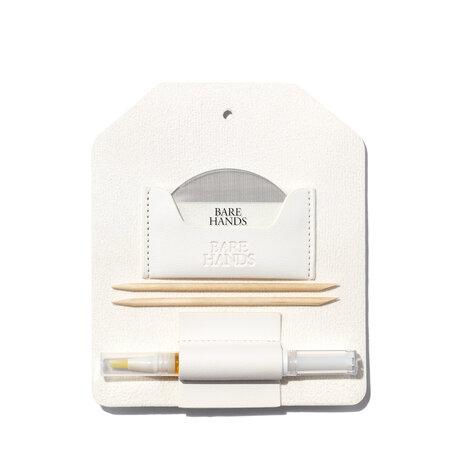 BARE HANDS The Dry Gloss Manicure Kit - Citrine | @violetgrey