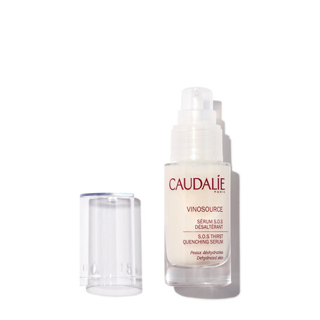 CAUDALIE Vinosource S.O.S. Thirst-Quenching Serum - 1.0 fl oz / 30 ml | @violetgrey