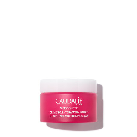 CAUDALIE Vinosource S.O.S. Intense Moisturizing Cream - 1.7 fl oz/ 50 ml | @violetgrey