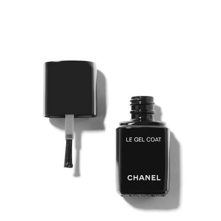 CHANEL Le Gel Coat Longwear Top Coat | @violetgrey