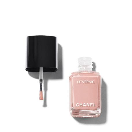 CHANEL Le Vernis Longwear Nail Colour - 504 Organdi | @violetgrey