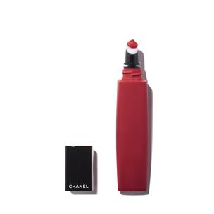 CHANEL Rouge Allure Liquid Powder - 966 Cranberry Red | @violetgrey