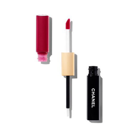 CHANEL Le Rouge Duo Ultra Tenue Ultra Wear Lip Color - 49 Ever Red | @violetgrey