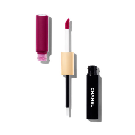 CHANEL Le Rouge Duo Ultra Tenue Ultra Wear Lip Color - 102 Milky Blueberry | @violetgrey