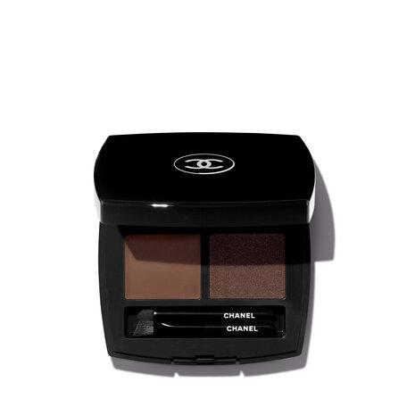 CHANEL La Palette Sourcils Brow Wax and Brow Powder Duo - 02 Medium | @violetgrey