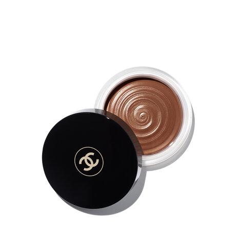 CHANEL Les Beiges Healthy Glow Bronzing Cream - Soleil Tan Deep Bronze | @violetgrey