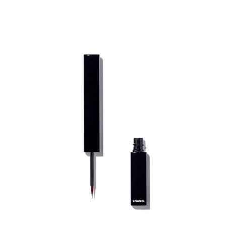 CHANEL Le Liner de Chanel Liquid Eyeliner High Precision Longwear - 516 Rouge Noir | @violetgrey