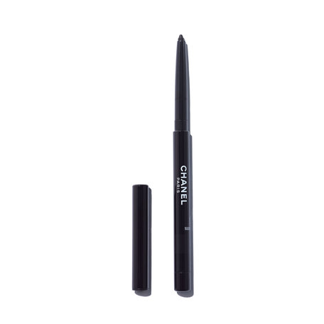 CHANEL Stylo Yeux Waterproof Long-Lasting Eyeliner - 88 Noir Intense | @violetgrey