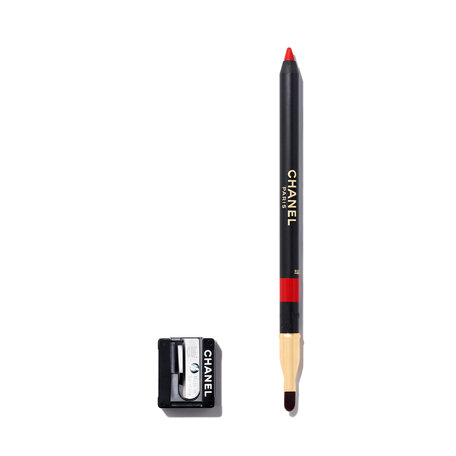 CHANEL Le Crayon Lèvres Longwear Lip Pencil - 174 Rouge Tendre | @violetgrey
