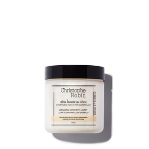 CHRISTOPHE ROBIN Cleansing Mask With Lemon - 8.33 oz | @violetgrey