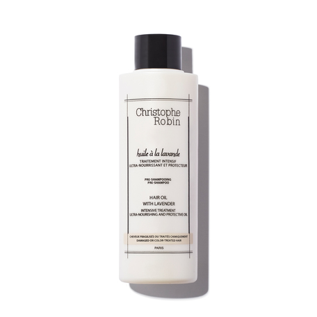CHRISTOPHE ROBIN Lavender Oil - 5 oz | @violetgrey